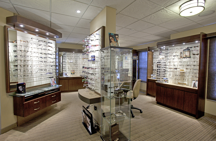 Fashion Eye Wear Showroom